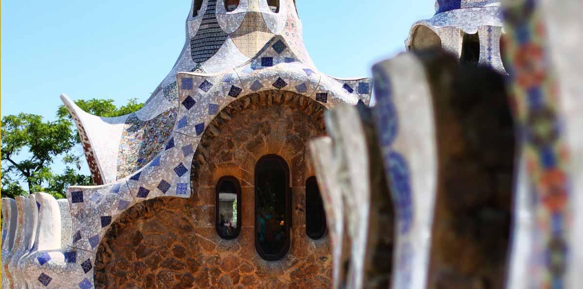 Visita guiada al Parque Güell sin colas