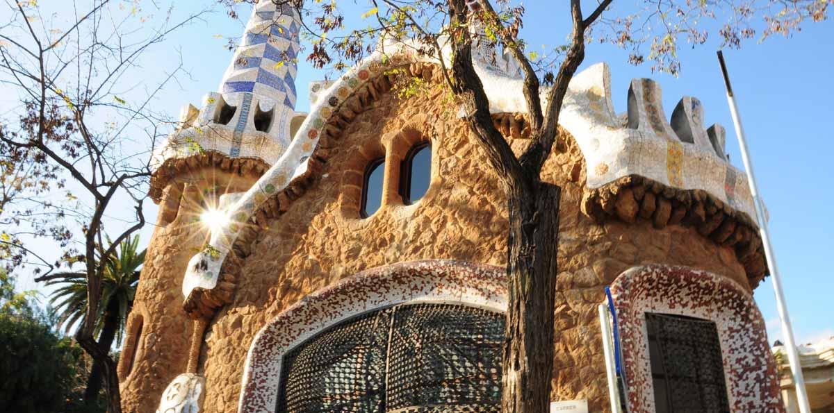 Gaudí Tour in Barcelona: Park Güell, Sagrada Familia, Casa Milá (La Pedrera) & Casa Batlló