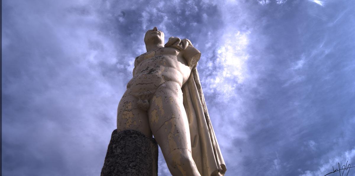 Visita a Itálica desde Sevilla