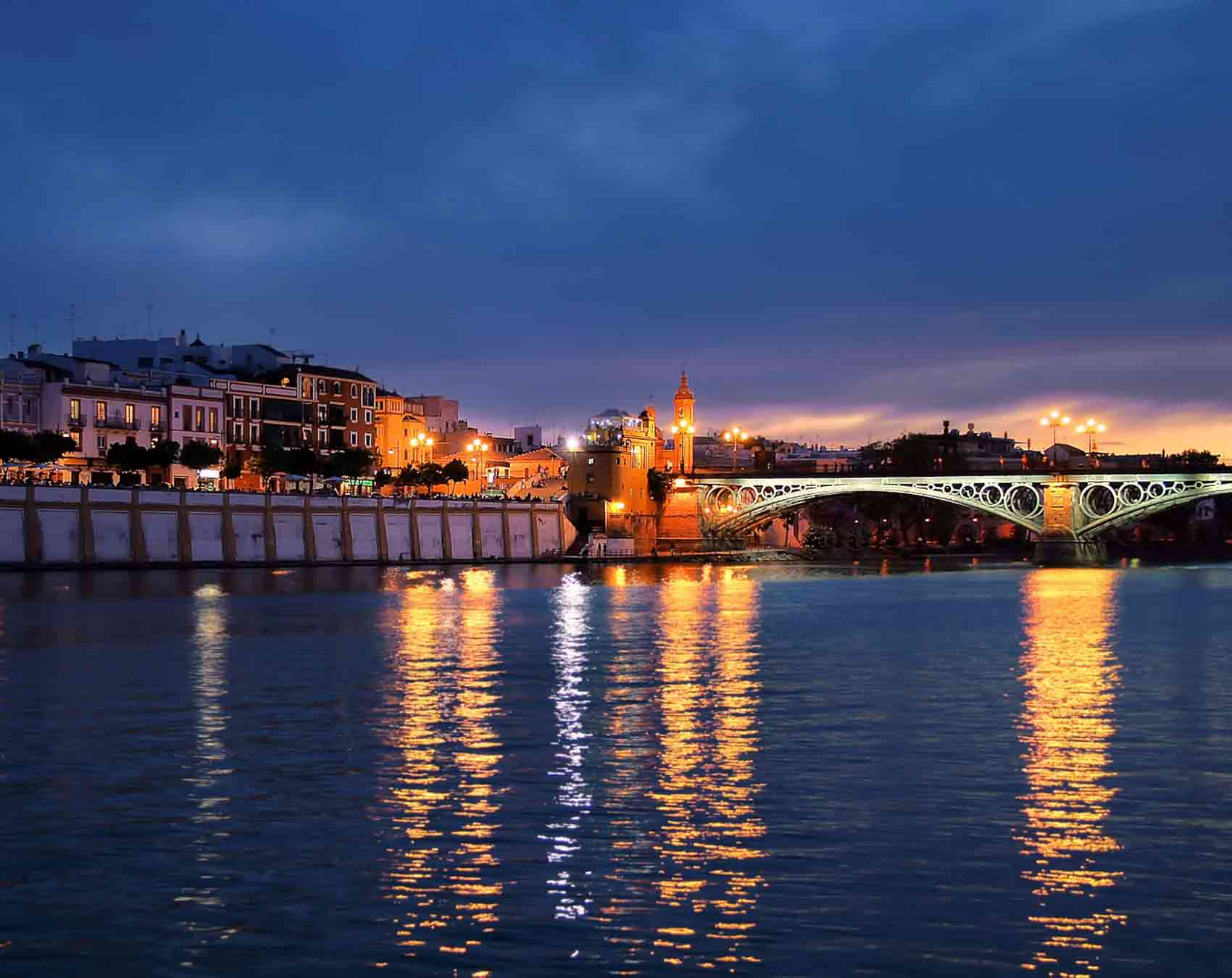 Guadalquivir River Cruise Ticket in Seville