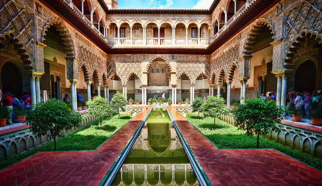 Image result for real alcazar seville