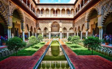 Real Alcázar of Seville Guided Tour