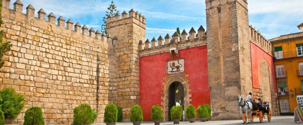 Seville Day Tour