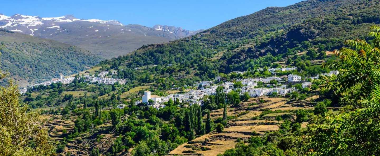Alpujarra day trip from Granada
