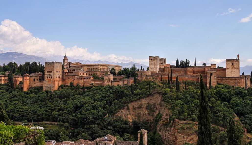 Sin colas: Entrada a La Alhambra con audioguía