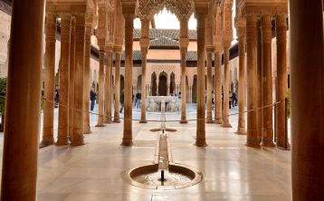 Skip the line: Alhambra ticket with audio guide