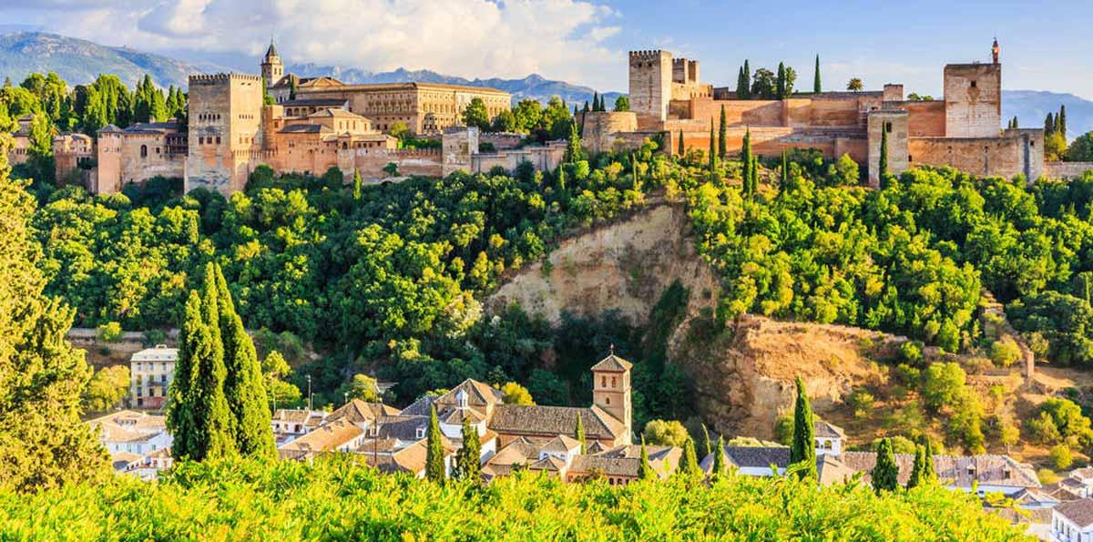 Visita guiada por los alrededores de la Alhambra