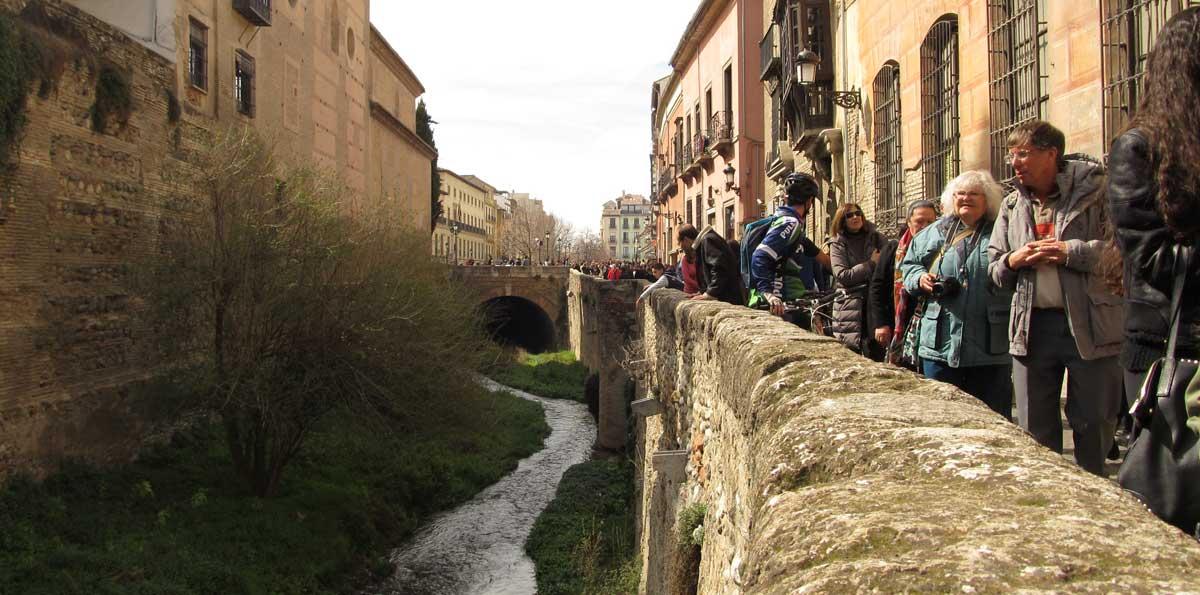 Visita guiada por Albaicín y Sacromonte