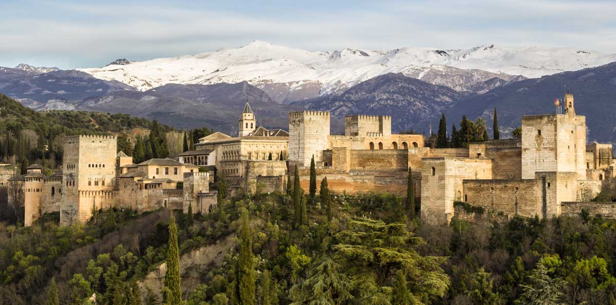 Skip the line: Alhambra and Generalife Gardens Tour