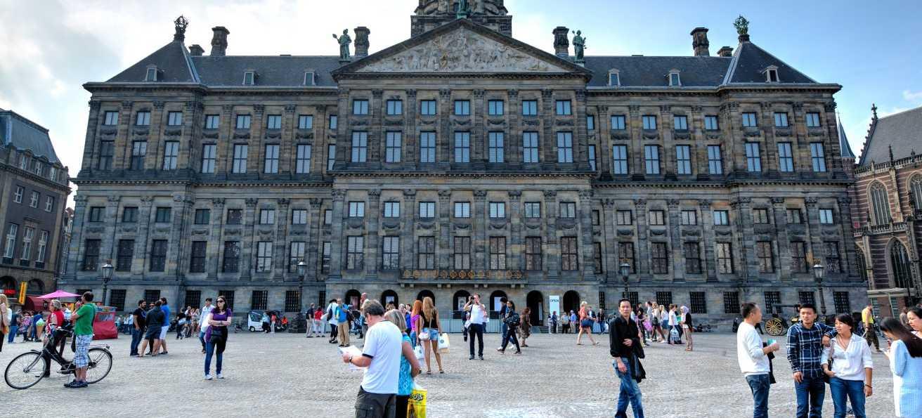 Tour gratis por Ámsterdam