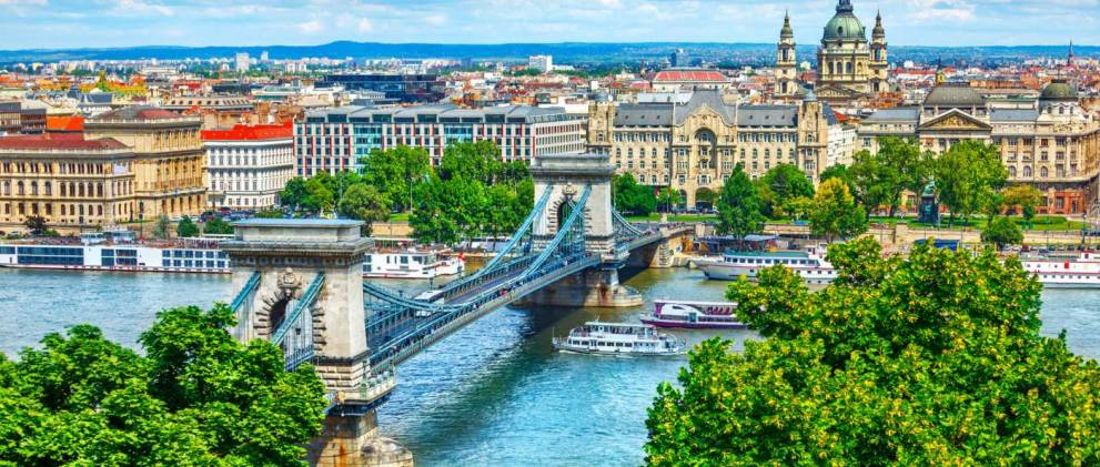 Visita guiada en Budapest