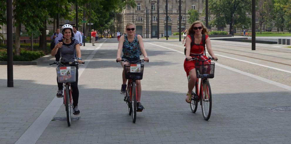 Tour en bicicleta por Budapest