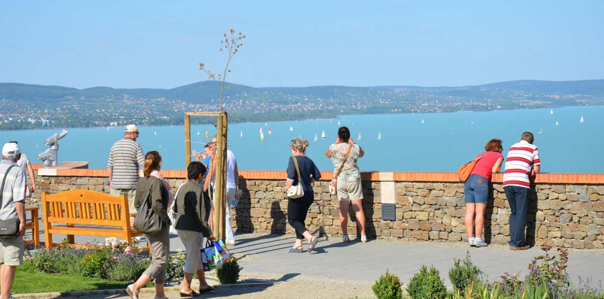 Balaton Lake and Herend Tour from Budapest