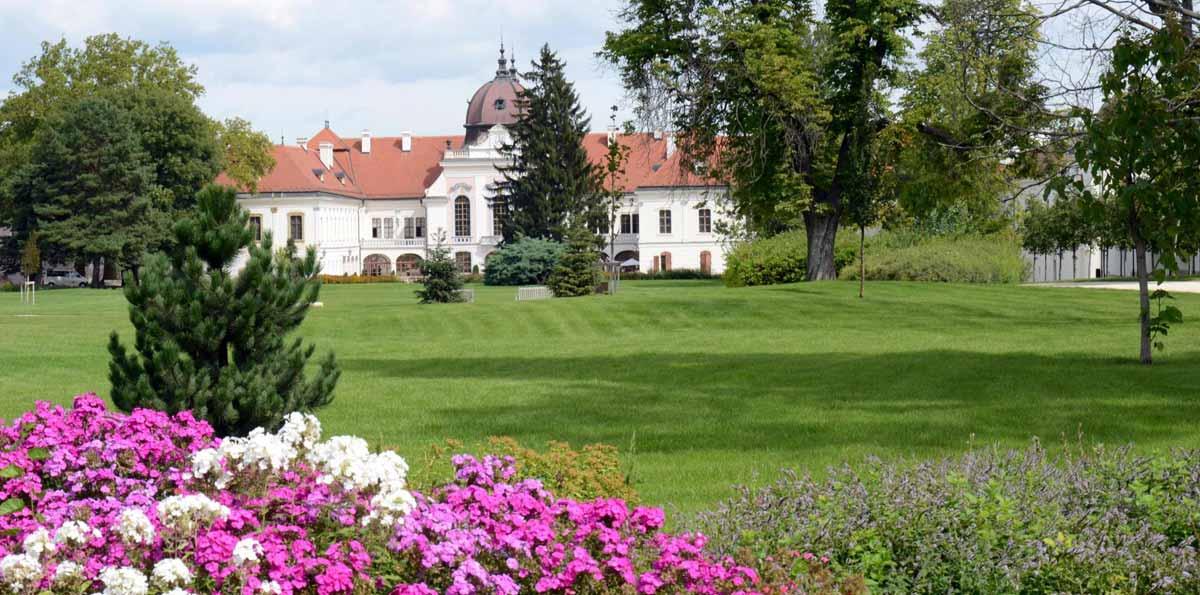 Excursión al Palacio de Sissi: Palacio de Gödöllő