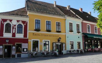 Tour a Szentendre en bici y vuelta en barco