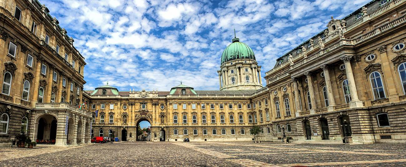 Tour por el Castillo de Buda