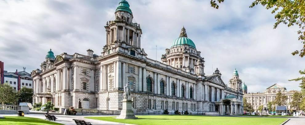 Tour a Belfast y Calzada del Gigante