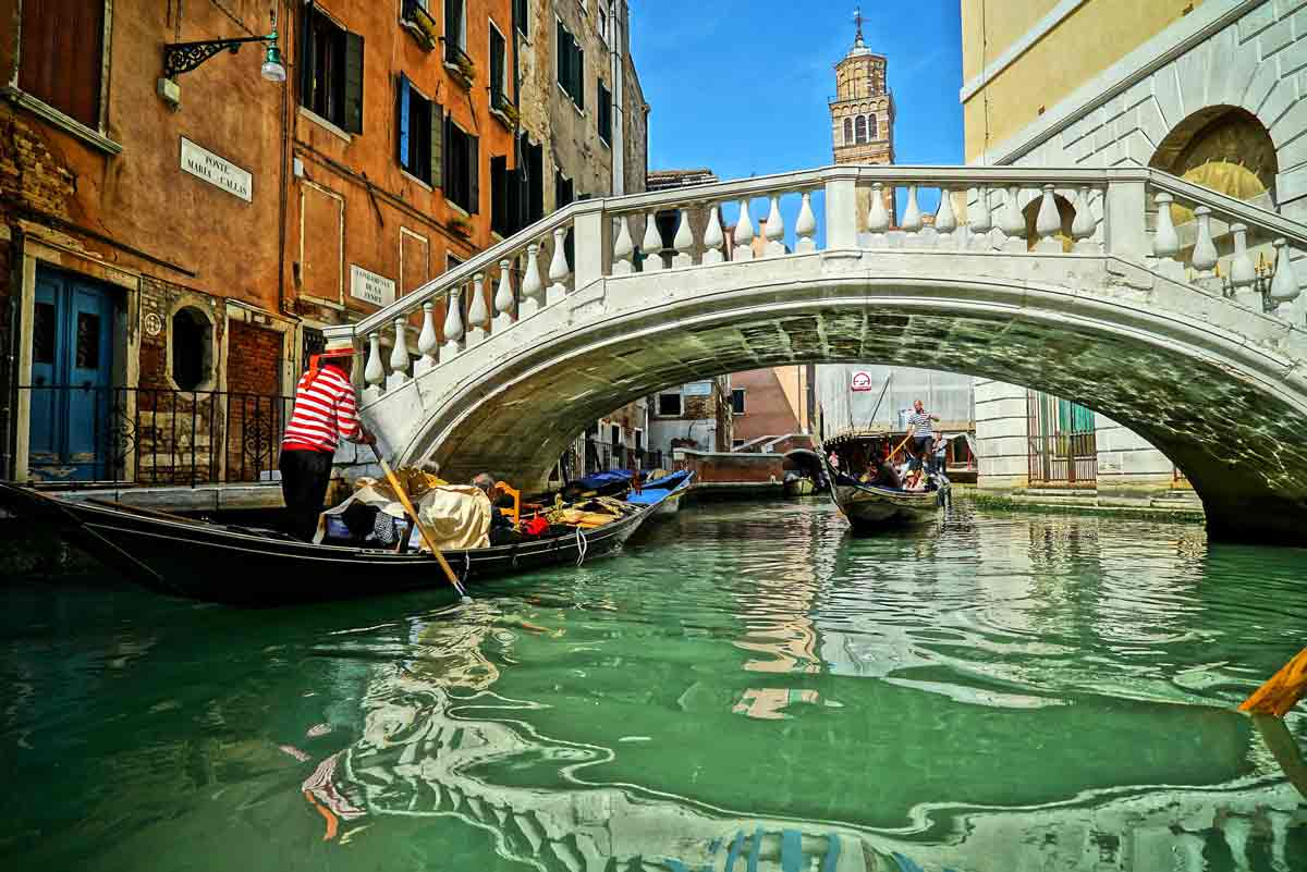 Excursión a Venecia desde Bérgamo