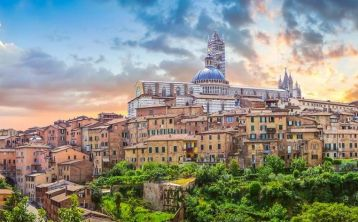 Tuscany Full Day Tour: Pisa, San Gimignano and Siena from Florence