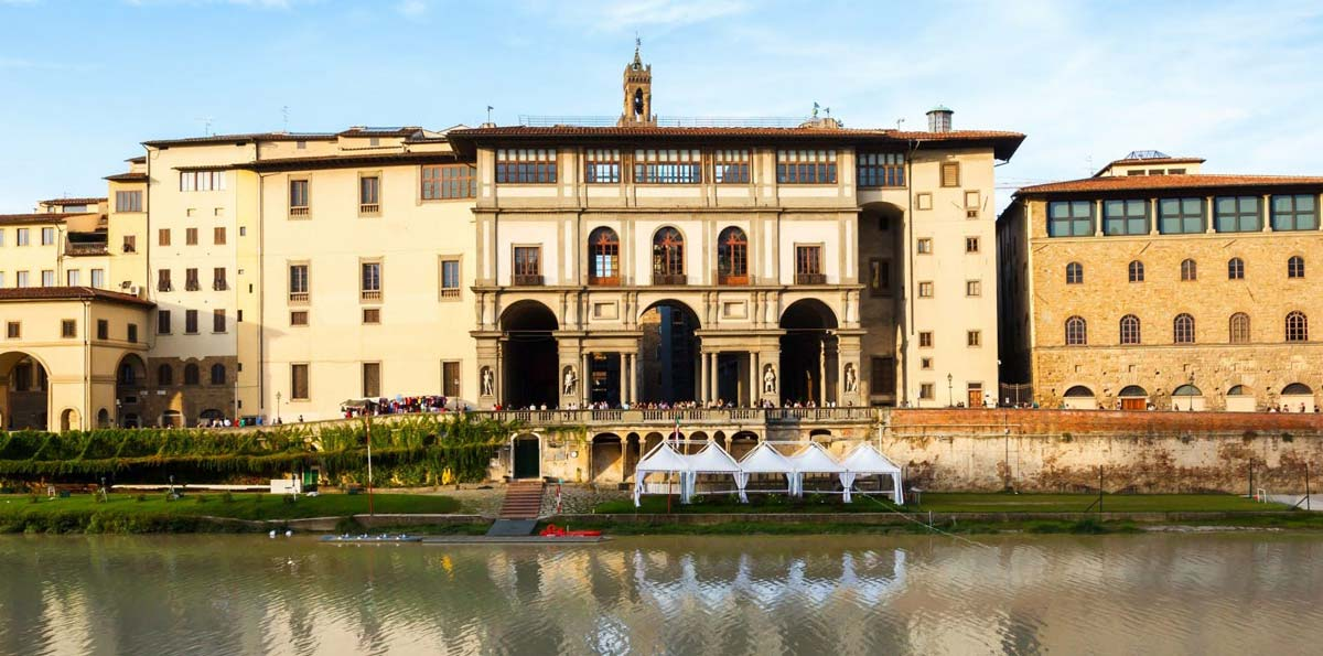 Visita guiada a la Galería Uffizi