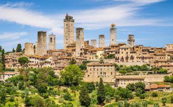 Excursión a San Gimignano, Siena y Chianti desde Florencia
