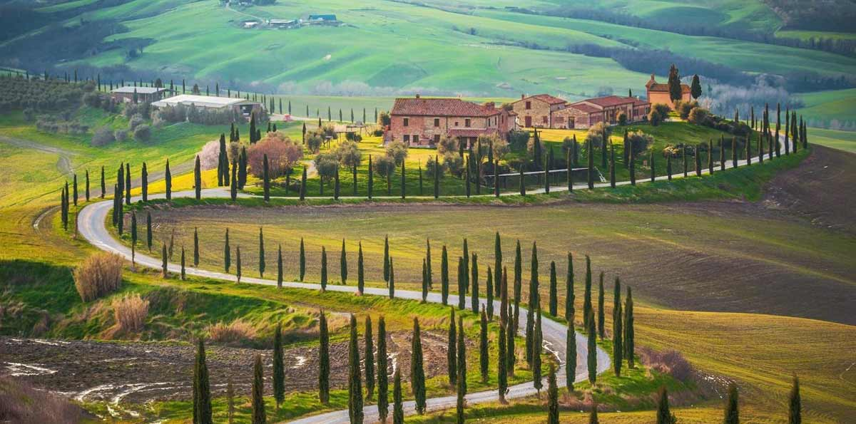 Montalcino, Pienza and Montepulciano day trip from Florence