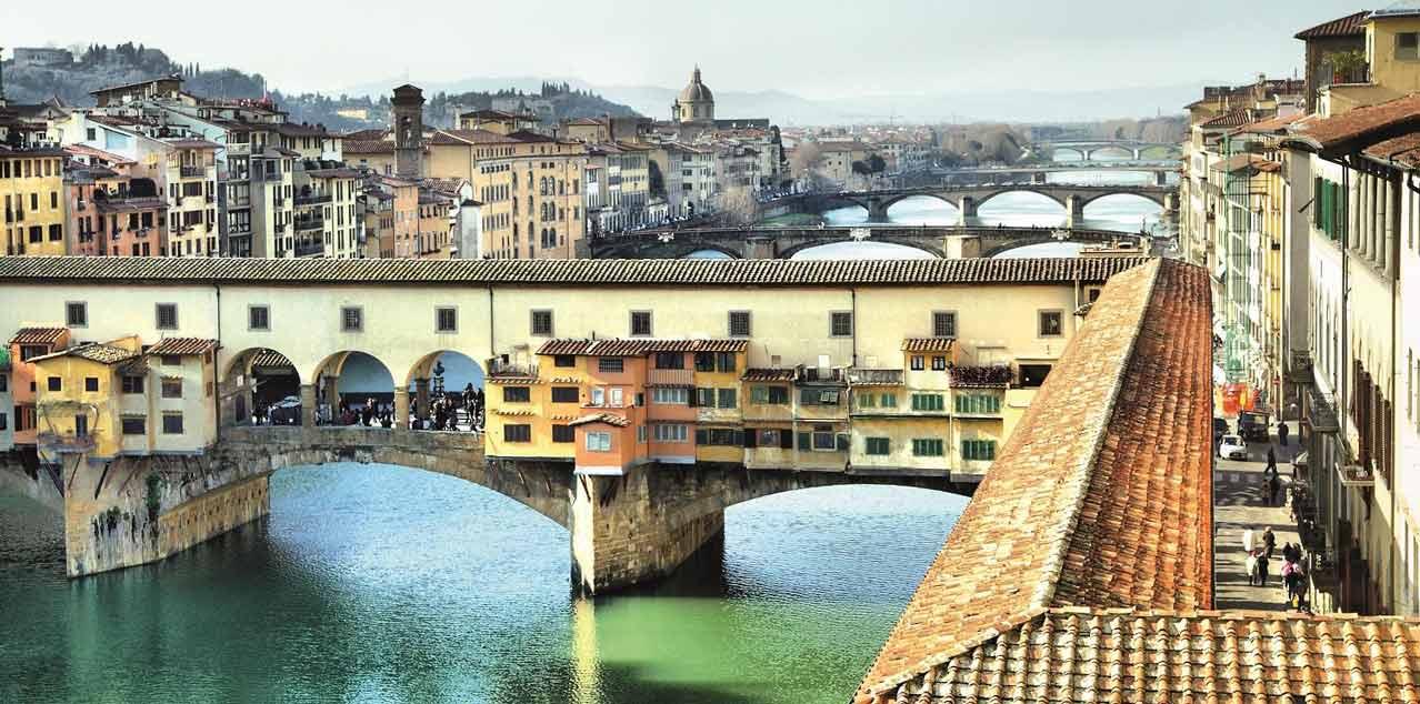 Tour en bicicleta por Florencia