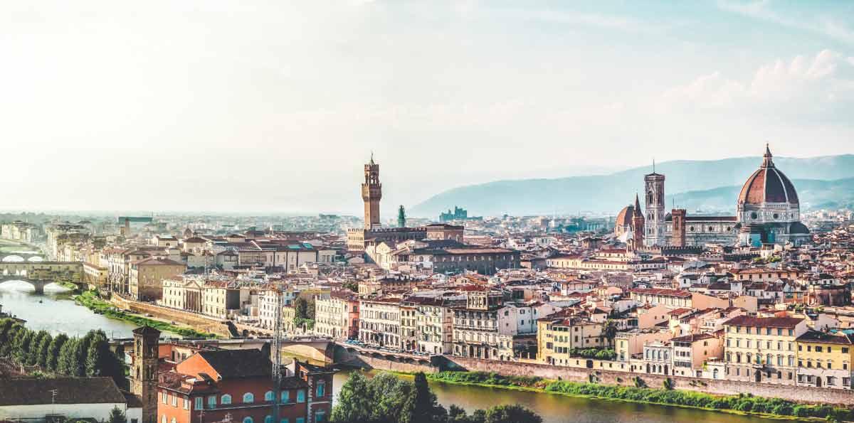 Clase de cocina en Florencia: Pizza y Helado