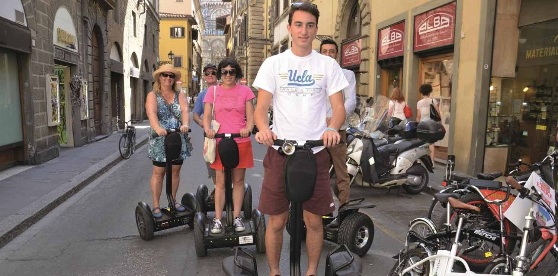 Tour en Segway por Florencia