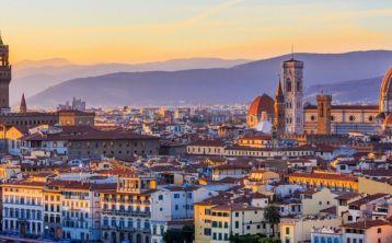 Visita guiada en Florencia