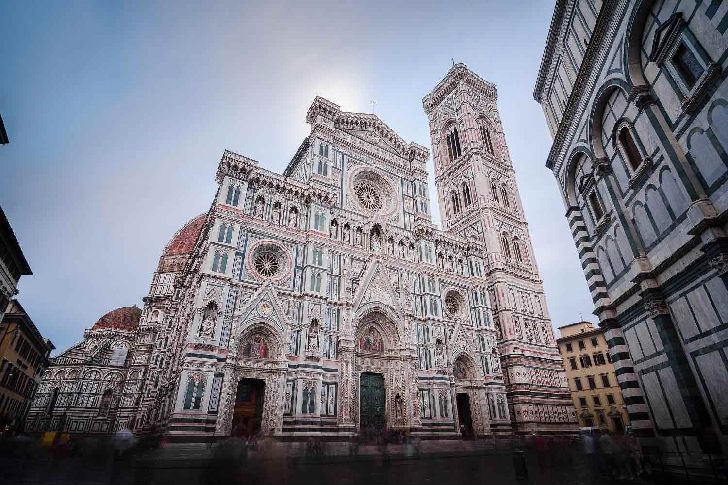 Florence one day Tour with Tickets