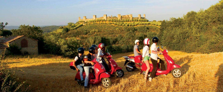 Tour en Vespa por el Chianti desde Florencia