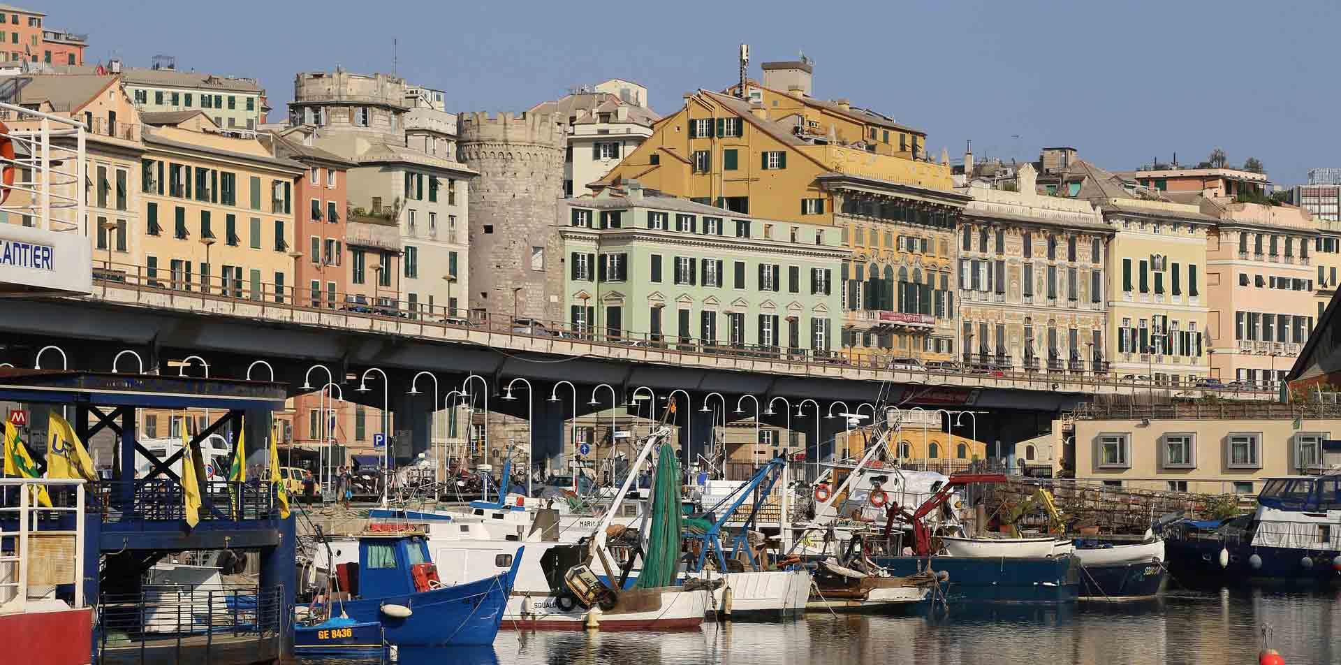 Tour en Génova y Portofino desde Génova