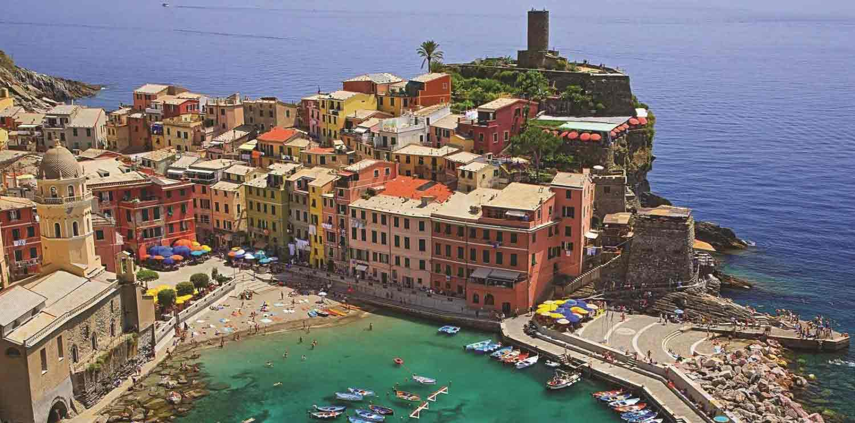 Tour a Cinque Terre desde Lucca
