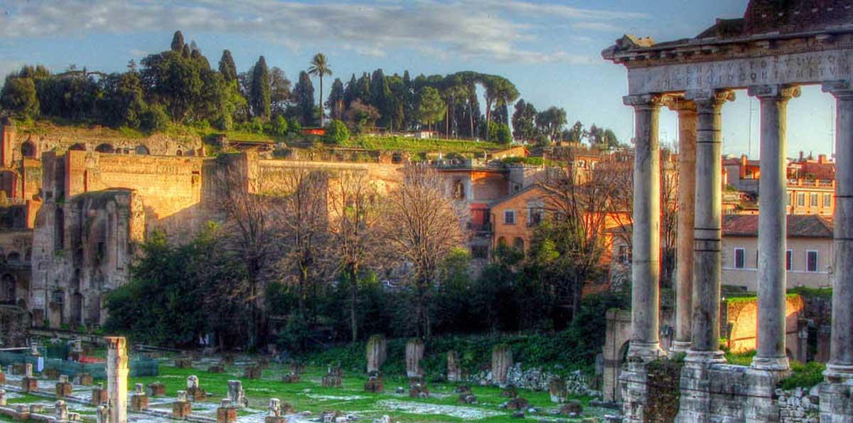 Tour a Roma en tren desde Milán