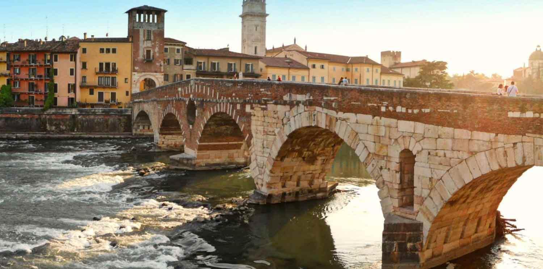 Excursión a Verona y Lago di Garda
