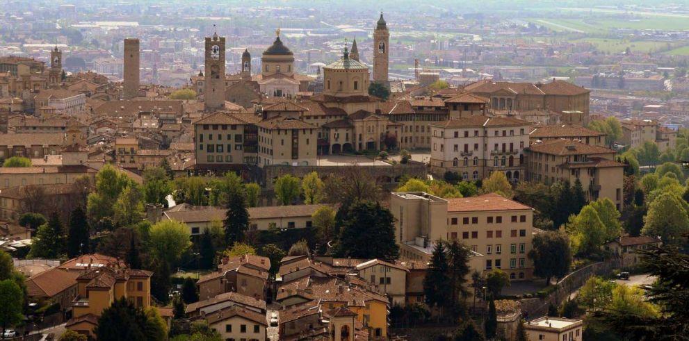 Excursión a Bérgamo desde Milán