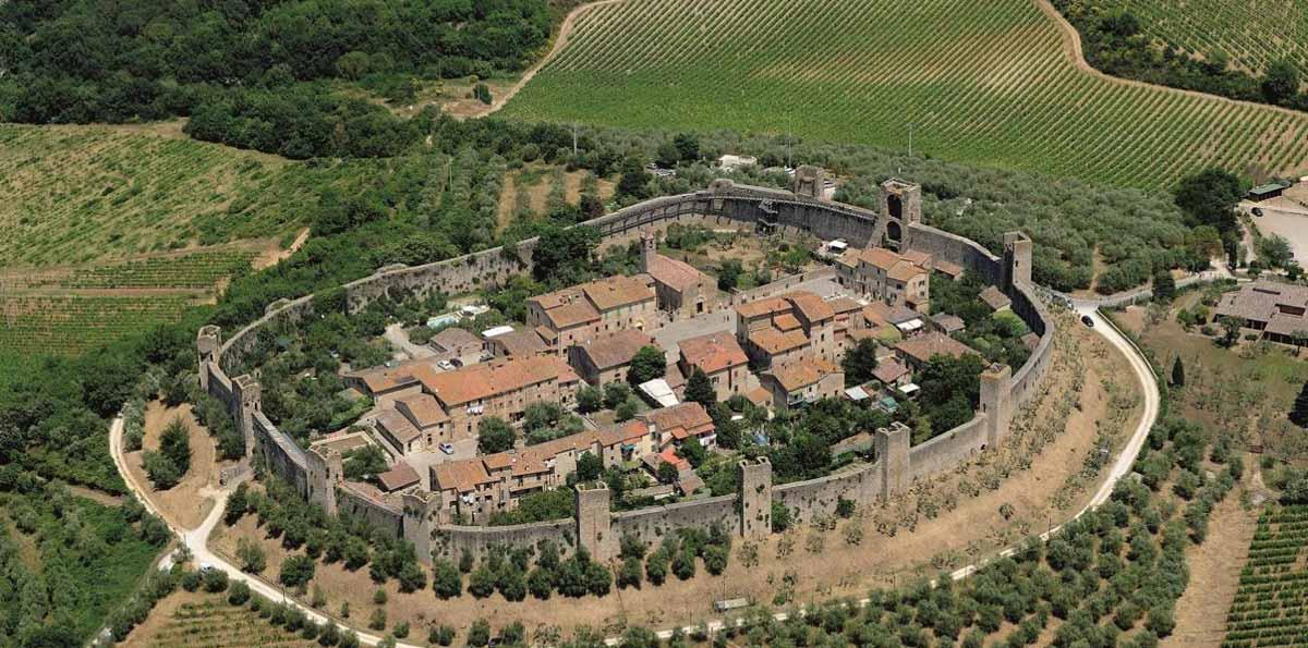 Excursión a San Gimignano, Siena y Chianti desde Pisa