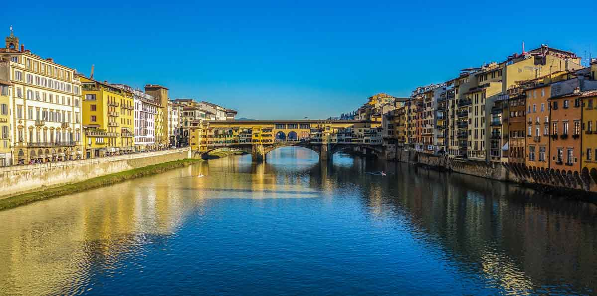 Florence walking Tour & Accademia Gallery from Pisa