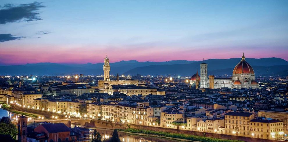 Florence Tour and Chianti Valley from Pisa