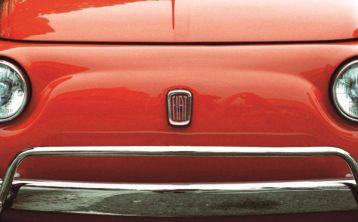 Tour por Florencia en Fiat 500 Vintage desde Pisa