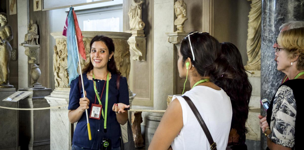 Rome Tour: Vatican, Sistine Chapel & Colosseum with Skip the Line