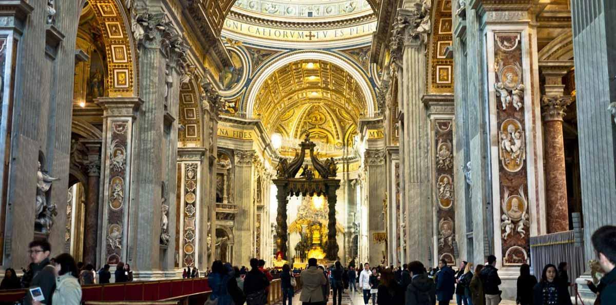 Tour sin Colas: Museos Vaticanos, Capilla Sixtina y Basílica de San Pedro