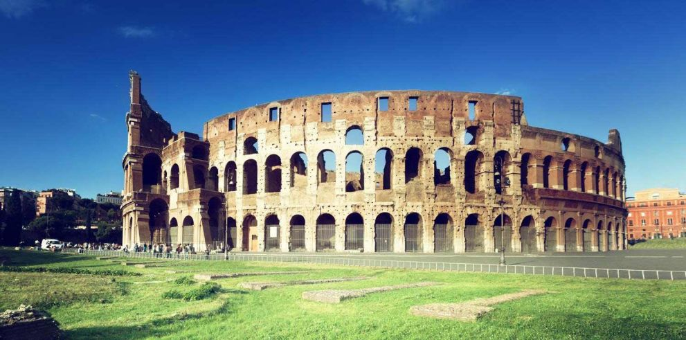 Rome Tour: Colosseum & Vatican Skip the Line with lunch