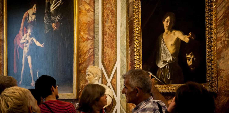 Visita guiada a la Galería Borghese con Entrada sin colas