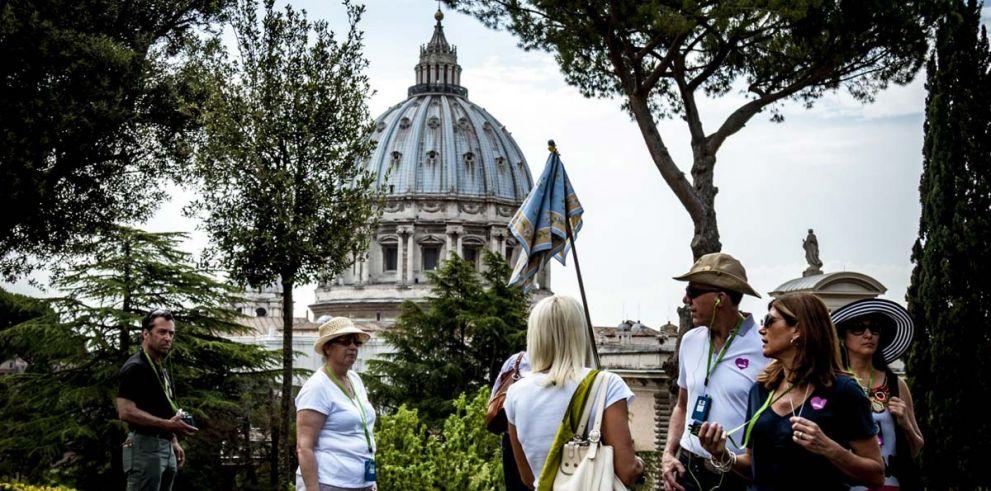Tour Jardines y Museos Vaticanos + Basílica de San Pedro