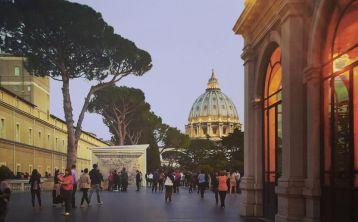 Visita nocturna al Vaticano y la Capilla Sixtina