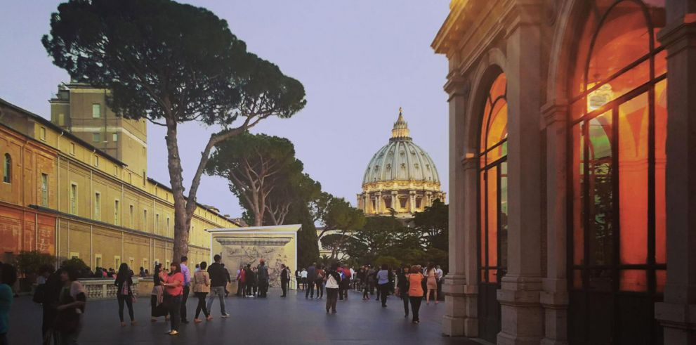 Vatican Museums Exclusive Night Tour