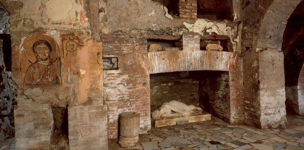 Tour Museos Vaticanos y Catacumbas de Roma