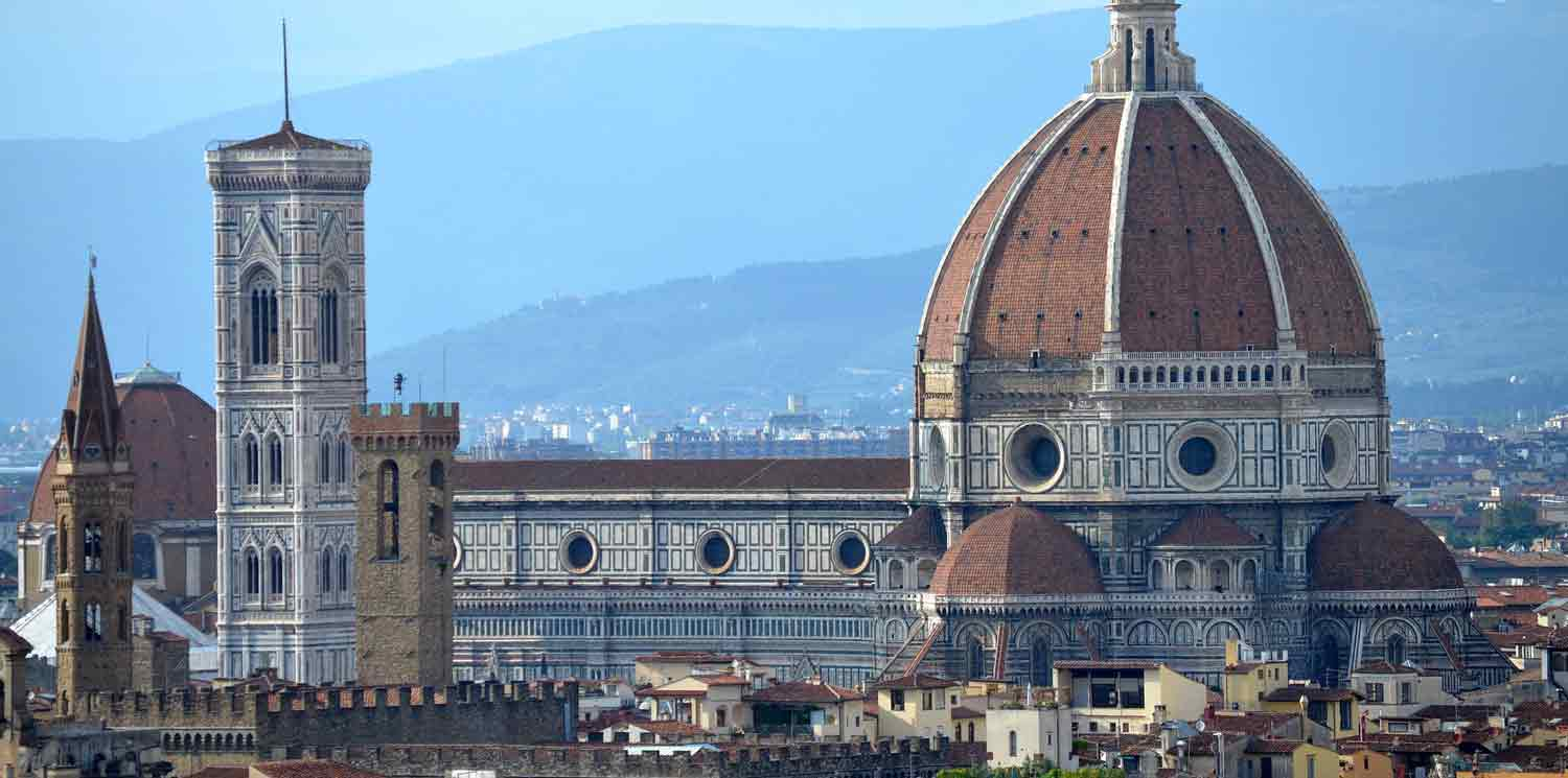 Florence Tour by High-Speed Train from Rome